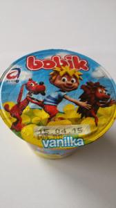 Bobík vanilka