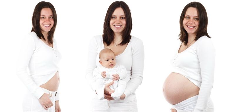 cvičení po porodu