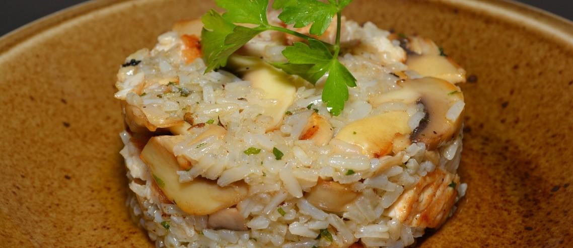 rice-759943_1280 houbová dieta